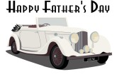 Rolls Royce Happy Father's Day