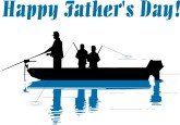 Fishing on Father's Day