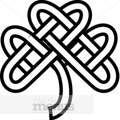 Irish Knot Menu Templates - MustHaveMenus( 20 found )