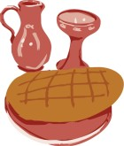Bread Sketch Clipart
