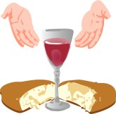 Wine Bread Clipart