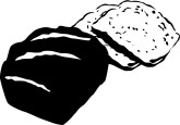 Sliced Loaf Clipart