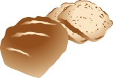 Sliced Bread Clipart