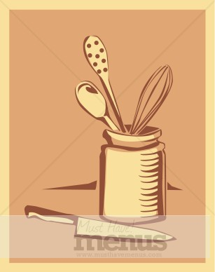 Kitchen Utensils Clipart | Cooking Images