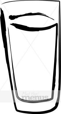 drinking glass clipart beverage clipart rh musthavemenus com glass of water clipart black and white glass of water clipart png
