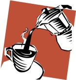 Simple Coffee Clipart