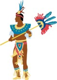 Mexican Indian Clipart