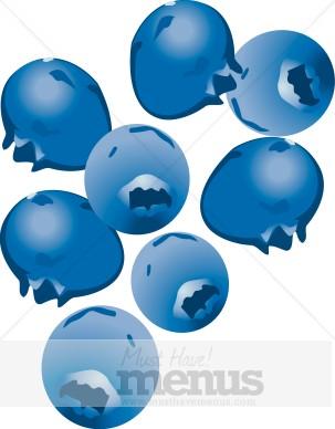 blueberries clipart fruit clipart rh musthavemenus com clipart blueberry muffin blackberry clip art