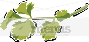 Italian Parsley Clipart