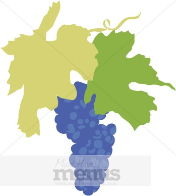 Grape Leaves Clipart