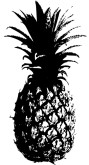 Hawaiian Pineapple Clipart