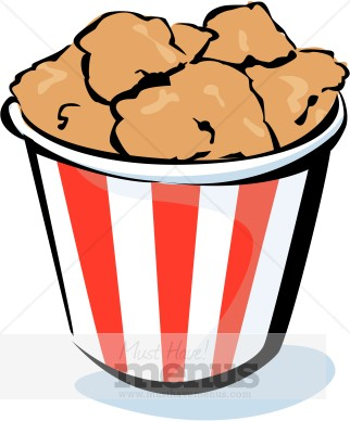 Fried Chicken Clipart | Chicken Clipart
