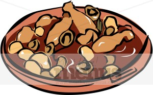 Hot Soup Clipart