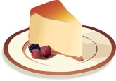 Cheesecake Images Clip Art : Cheesecake Clipart Clip Art and Menu Graphics ...