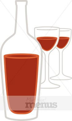 Red Wine Clip Art