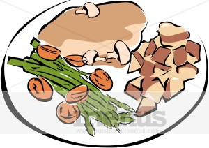Healthy Dinner Clipart | Dinner Clipart