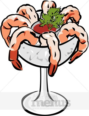 shrimp cocktail clipart seafood clipart rh musthavemenus com Fish Food Clip Art Bread Clip Art