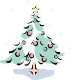 Tree Decorations Clipart