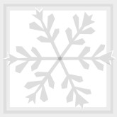 Silver Snowflake Clipart