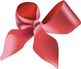 Red Bow Clipart
