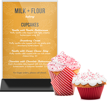 Design Bakery Menus