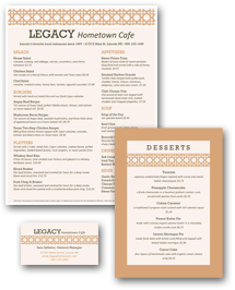 Sandwich Menu Set