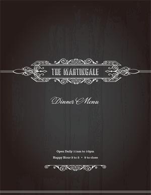 restaurant menu cover templates and designs musthavemenus