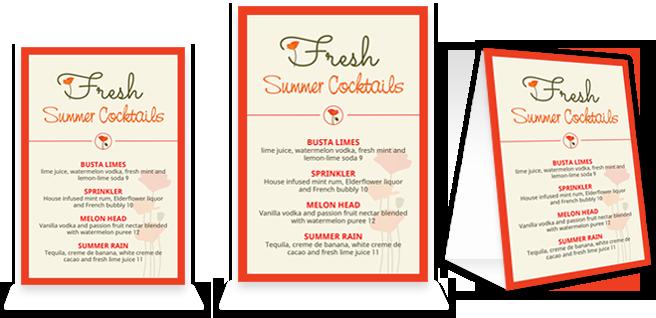 bar menu template bar menu design musthavemenus. Black Bedroom Furniture Sets. Home Design Ideas