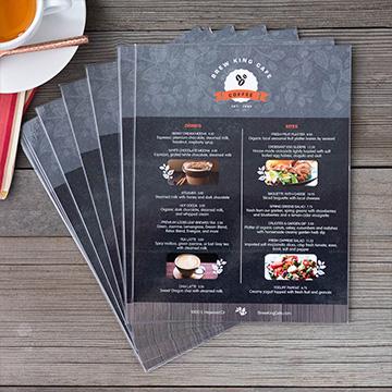 Menu Printing For Restaurants Musthavemenus